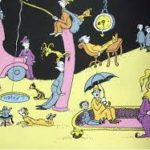 The Waiting Place - great illustration from Dr. Seuss - click to see it!